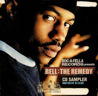 Rell - The Remedy (CD Sampler)
