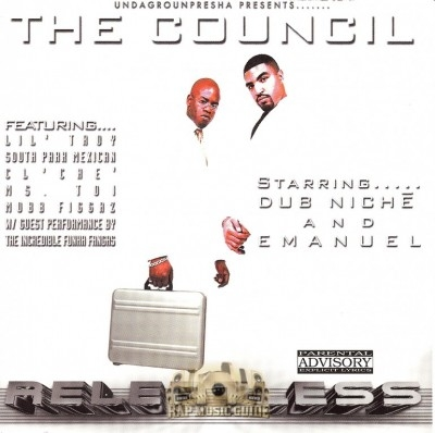 The Council - Relentless
