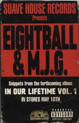 Eightball & MJG - In Our Lifetime Vol. 1
