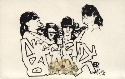 X-Raided Loc - Niggaz In Blacc