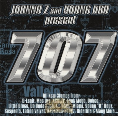 Johnny Z & Young Dru Present - 707