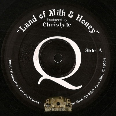 Q'sta - Land Of Milk & Honey