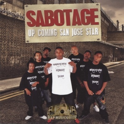 Sabotage - Up Coming San Jose Star