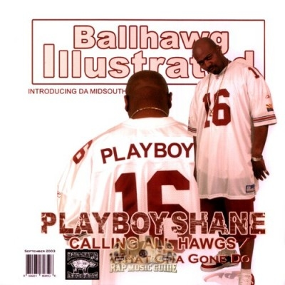 Playboy Shane - What Cha Gone Do