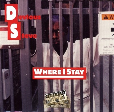 Devious Steve - Where I Stay