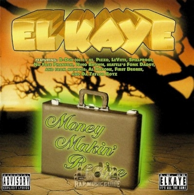 El Kaye - Money Makin' Recipe