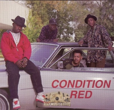 Condition Red - Don't Get Caught Slippin'