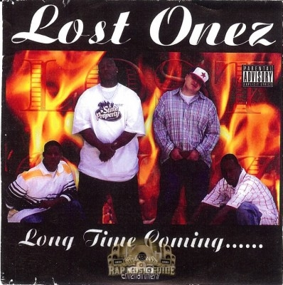 Lost Onez - Long Time Coming