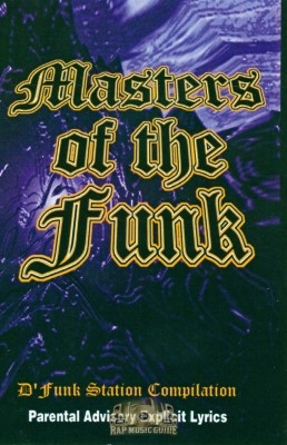 Masters of the Funk - D'Funk Station Compilation