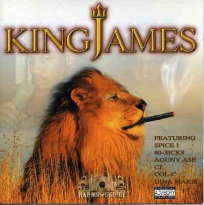 King James - Untamed