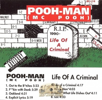 Pooh-Man - Life Of A Criminal