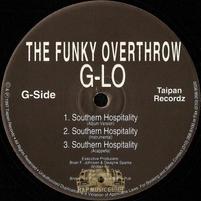 G-Lo - Southern Hospitality
