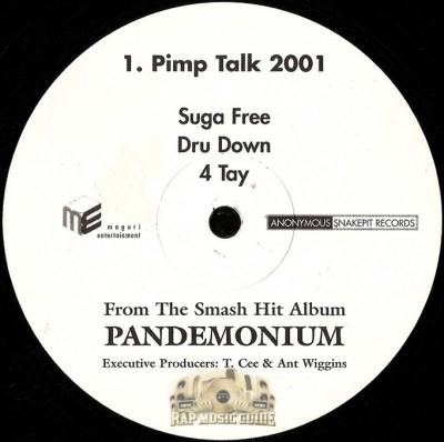 Pandemonium - Pimp Talk 2001