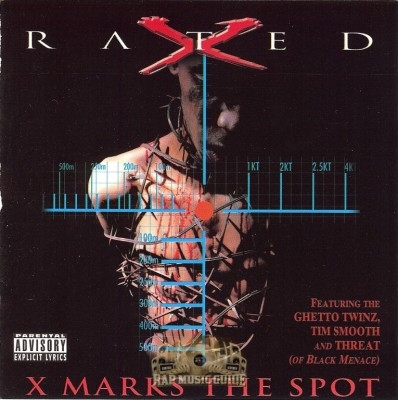 Rated X - X Marks The Spot