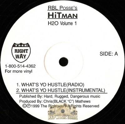 Hitman - H2O Volume 1 EP