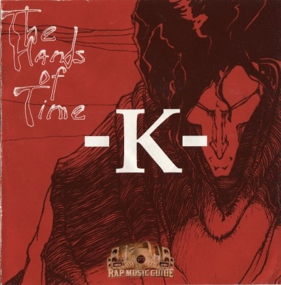DJ K-Salaam - The Hands Of Time