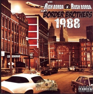 Rich & Rush - Black Border Brothers 1988