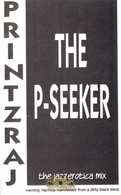 Printz Raj - The P-Seeker