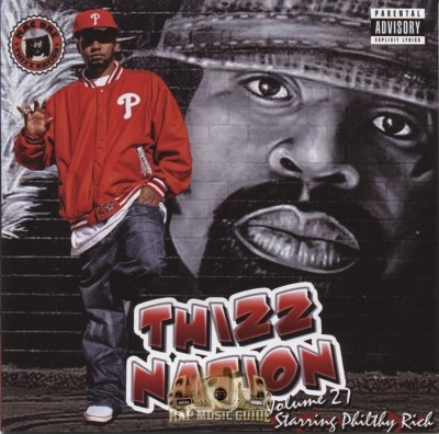 Philthy Rich - Thizz Nation Vol. 27