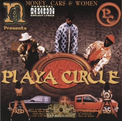 Various Artists - Playa Circle