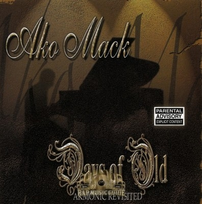Ako Mack - Days of Old