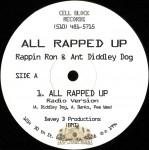 Rappin' Ron & Ant Diddley Dog - All Rapped Up