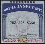 Social Insecurity - Mood Swings