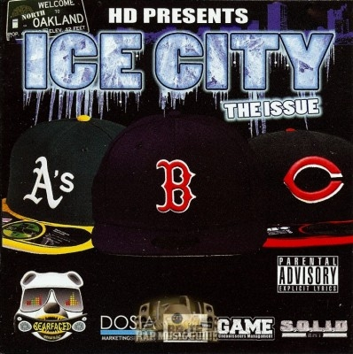 Ice City - The Issue