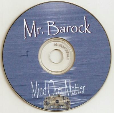Mr. Barock - Mind Over Matter