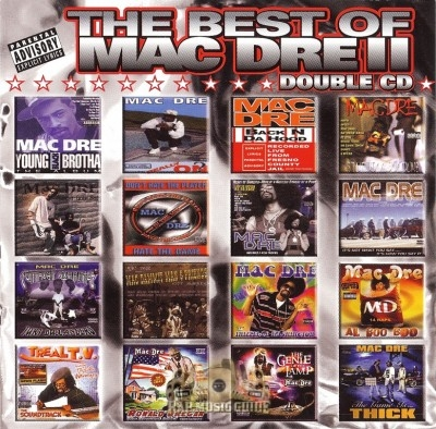 Mac Dre - Best Of Mac Dre II