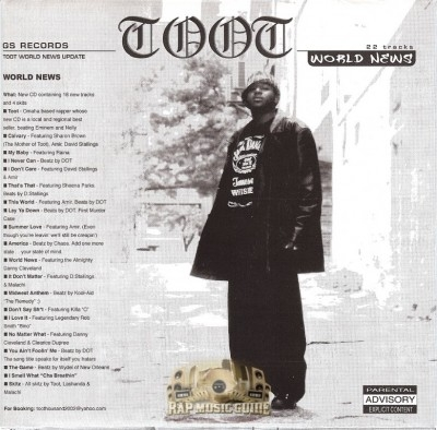 Toot - World News