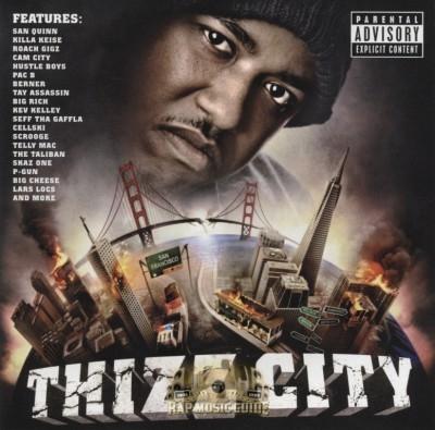 Messy Marv - Thizz City