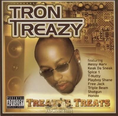 Tron Treazy - Treazy's Treats