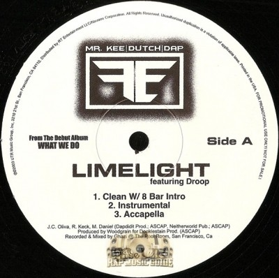 F.E. - Limelight / The Anthem