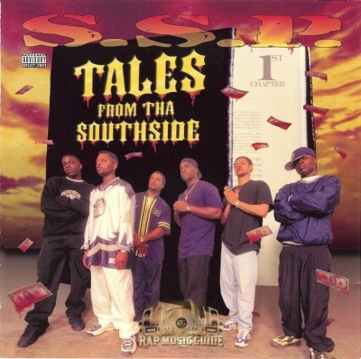 S.S.P. - Tales From Tha Southside