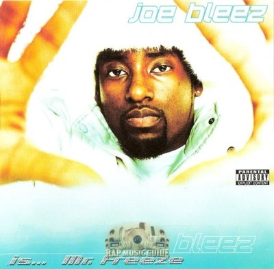 Joe Bleez - ...Is Mr. Freeze