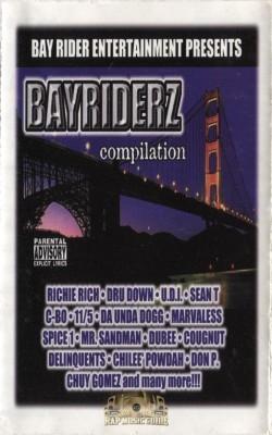 Bayriderz - Compilation