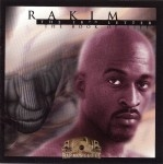 Rakim - The 18th Letter; The Book Of Life