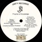 Prophet of Knowledge - Genocide
