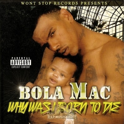 Bola Mac - Why Was I Born To Die