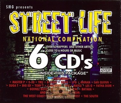 SMG Presents - Street Life - National Compilation
