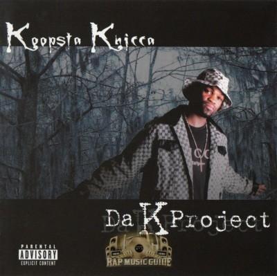 Koopsta Knicca - Da K Project