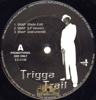 Trigga Trail - Snap / Do U Know