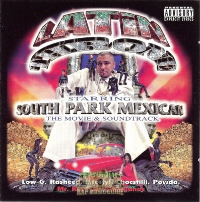 South Park Mexican - Latin Throne