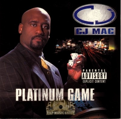 CJ Mac - Platunum Game