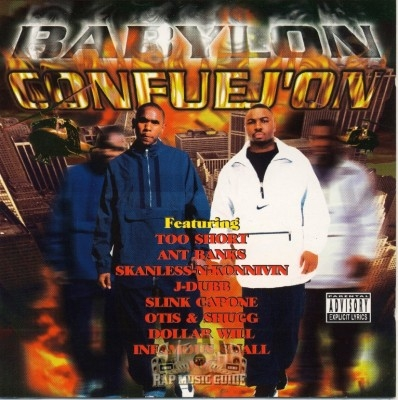 Confuej'on - Babylon