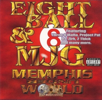 Eightball & MJG - Memphis Under World