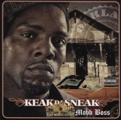 Keak Da Sneak - Mobb Boss