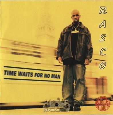 Rasco - Time Waits For No Man