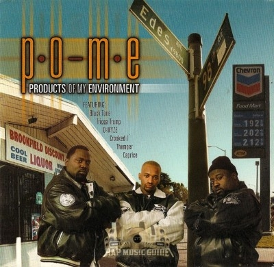 P.O.M.E. - Products Of My Environment